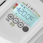 Thermostat radiateur Alimia