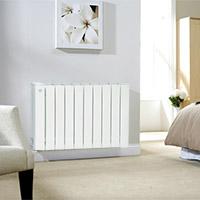 Chauffage radiateurs lectriques fluide caloporteur et chemin es lectriq - Puissance radiateur electrique chambre ...
