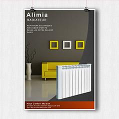 Radiateur Alimia