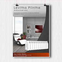 Radiateur Levitha Plinthe